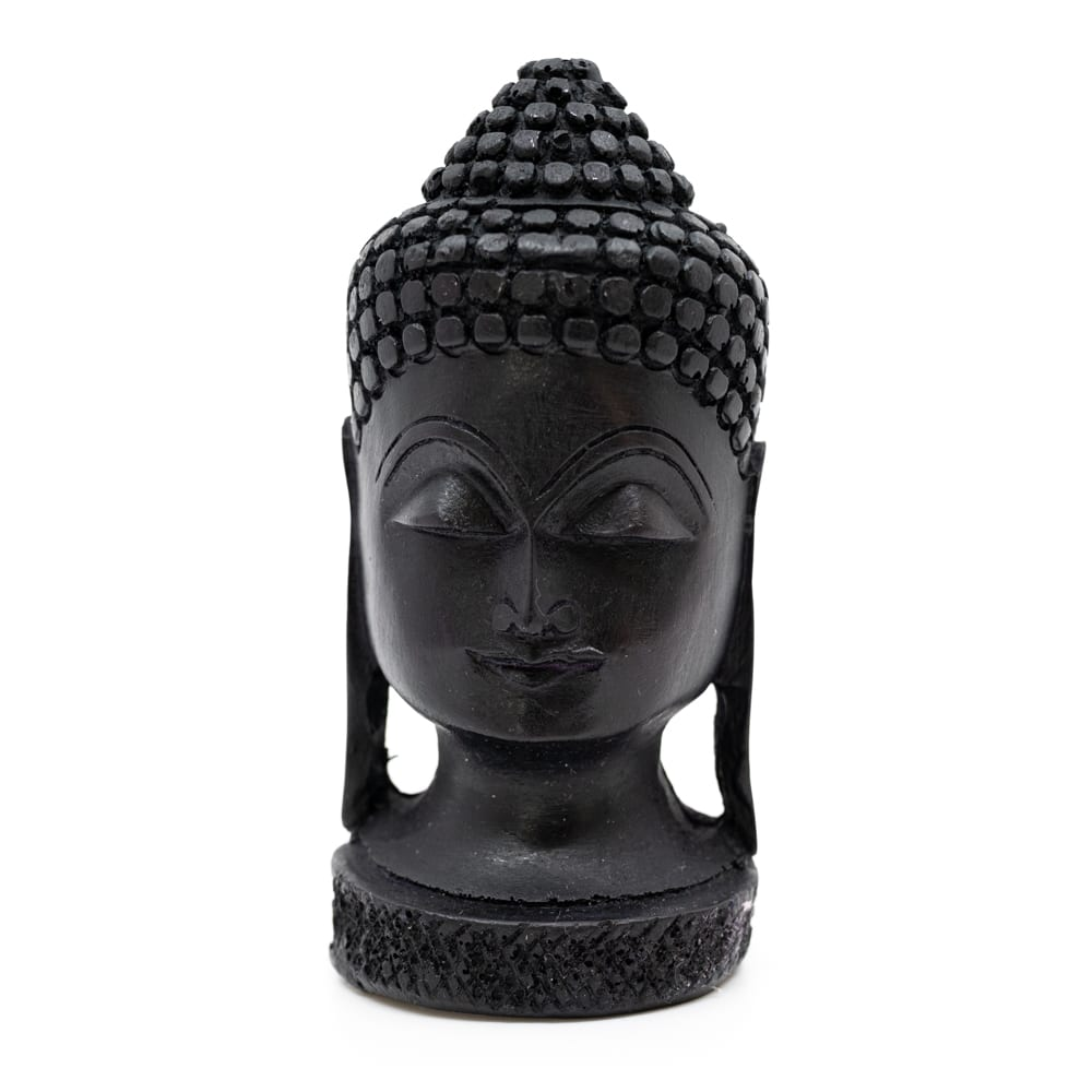 Spiru Boeddha Beeld Hoofd (12 cm)