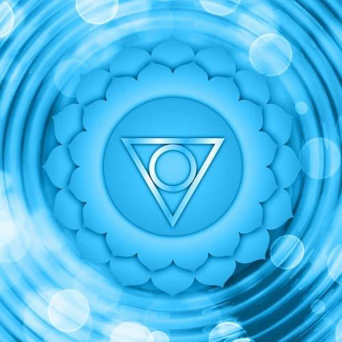 vishuddha symbool