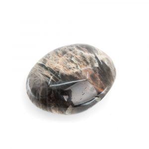 Jumbo Edelsteen Zwarte Maansteen (40 - 60 mm)