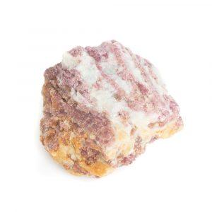Ruwe Roze Toermalijn Edelsteen 60+ mm