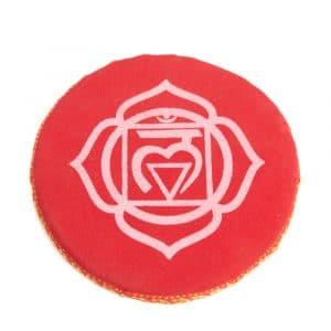 Klankschaalkussen 1e Chakra (15 cm)