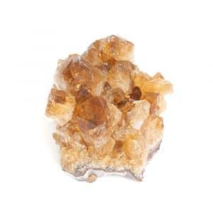 Ruwe Citrien Edelsteen Cluster 2 - 4 cm