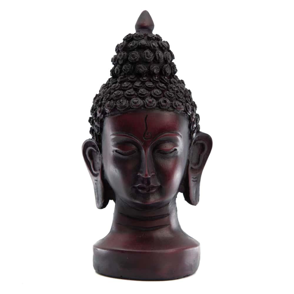 Spiru Thaise Boeddha Beeld Hoofd (15 cm)
