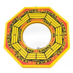Feng Shui Bagua Spiegel Hol (20 cm)