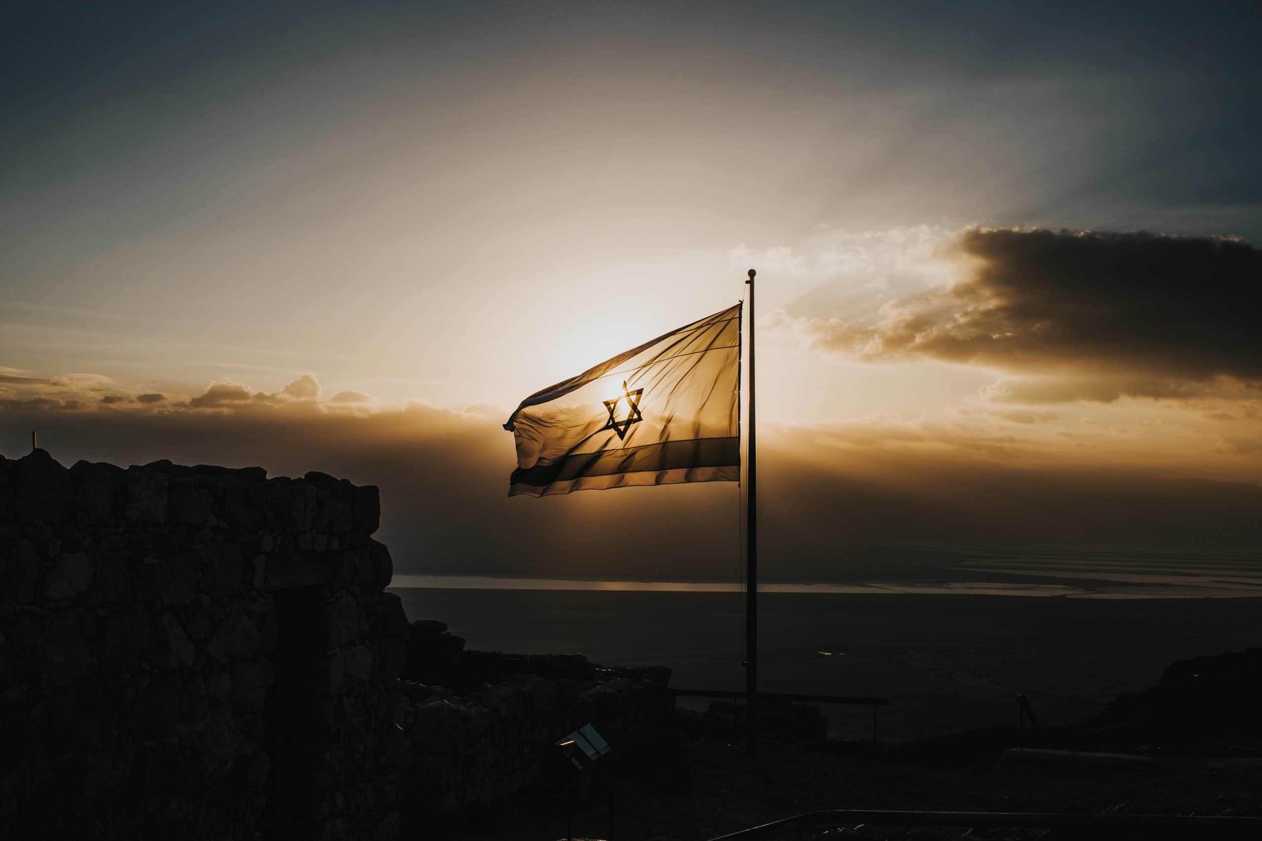 hexagram vlag spiritueel symbool